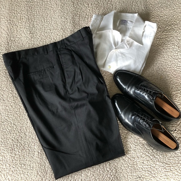 Burberry Other - Burberry Vintage Dress Pants Old School Style VGC